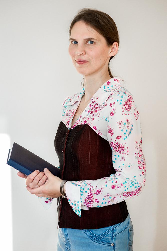 Окроева Наталья Алексеевна