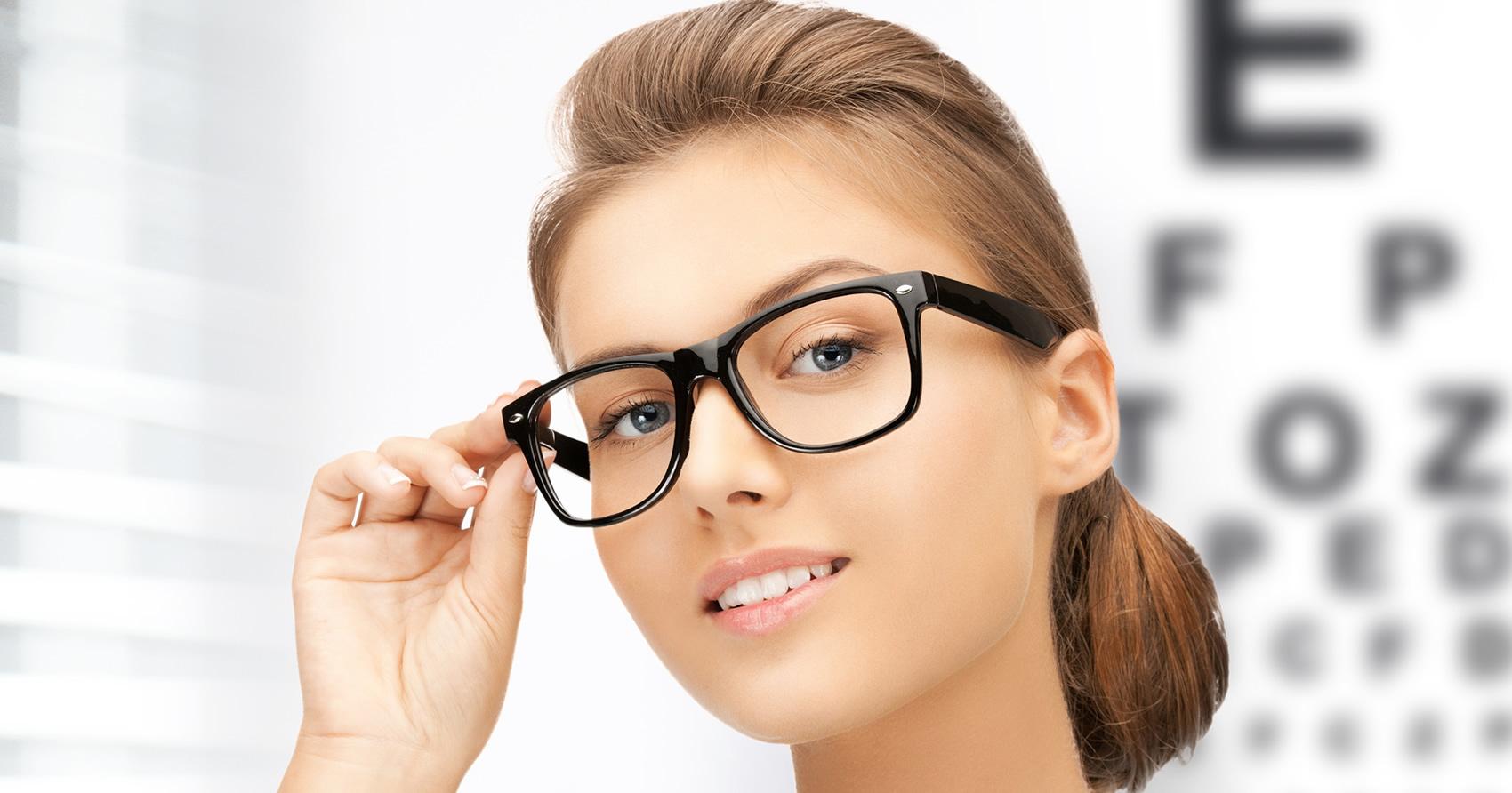 Женщина в очках 9 фотография