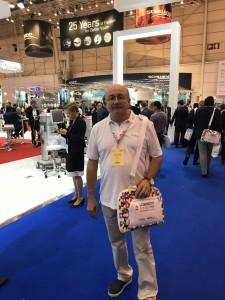XXXV Конгресс Европейского Общества Катарактальных и Рефракционных Хирургов в Лиссабоне