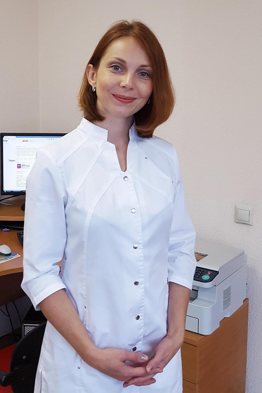 Горбова Анна Сергеевна
