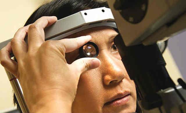Гониоскопия при глаукоме – показания и процедура проведения